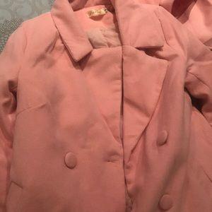 Jackets & Blazers - Duo Li pea coat
